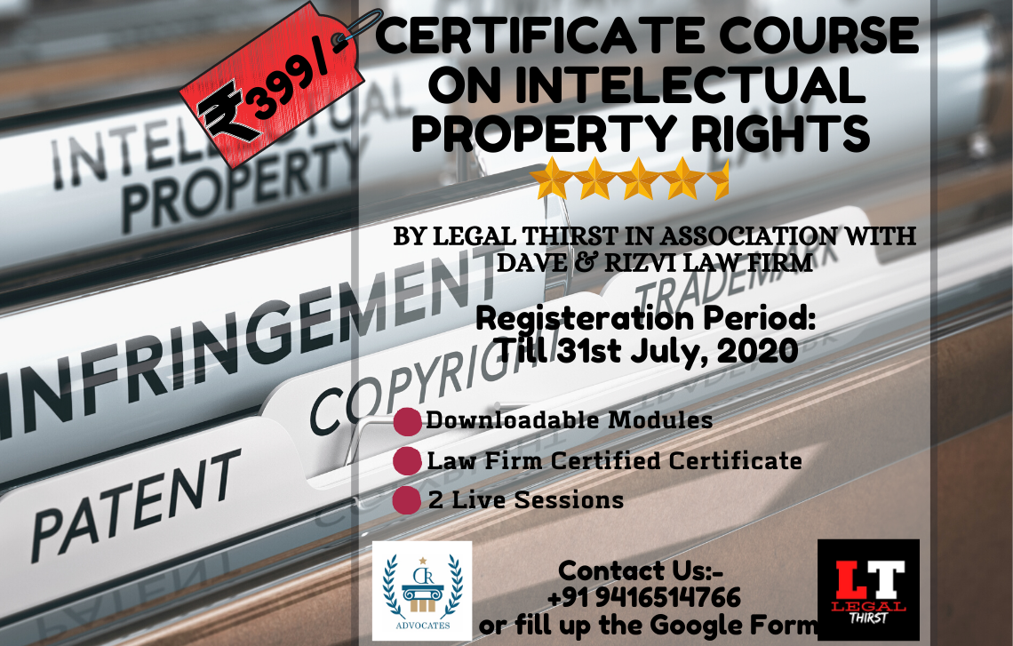 intellectual property rightsintellectual property rights